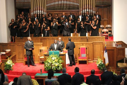 16th Street Baptist Church 50 Year