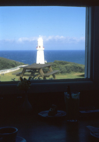 Coffee at the lighthouse