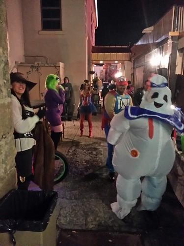 Blinky Man Halloween