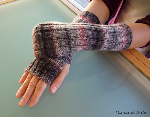 Ribbed Handwarmers (2)