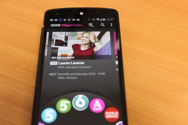 BBC iPlayer Radio on Android