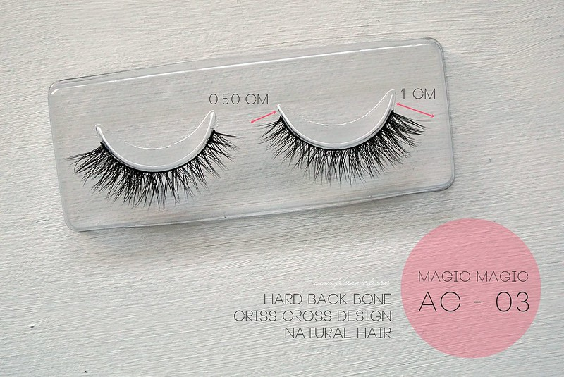 Japanese Magic Magic Circus Lashes AC-03