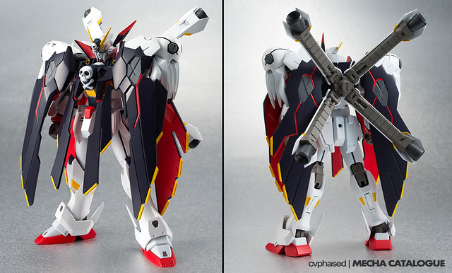 ROBOT Damashii <Side MS> Crossbone Gundam X-1 Full Cloth