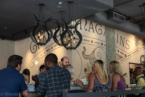 The Bar at Le Zinc