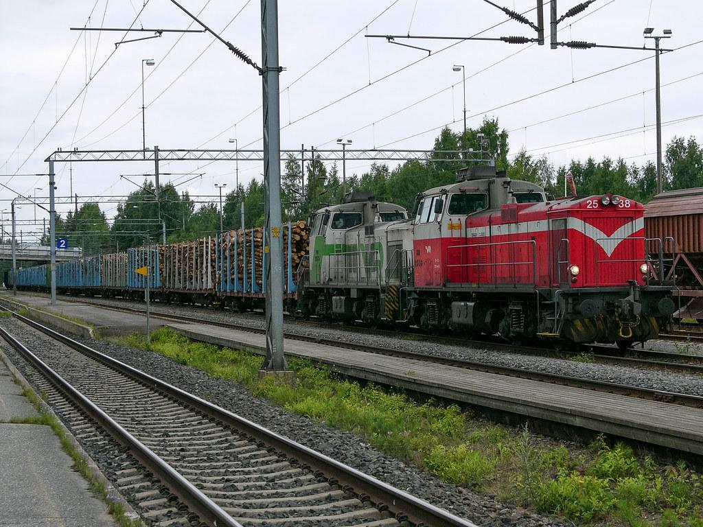 RGB train