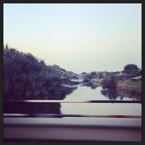 Capanni da pesca #sea #mare #cervia #summer #estate #giriingiro #romagna