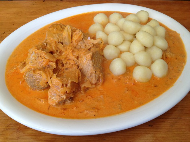 Szeged goulash - Paprika