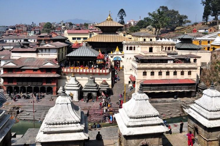 Nepal - Pashupatinath - Temple - 3
