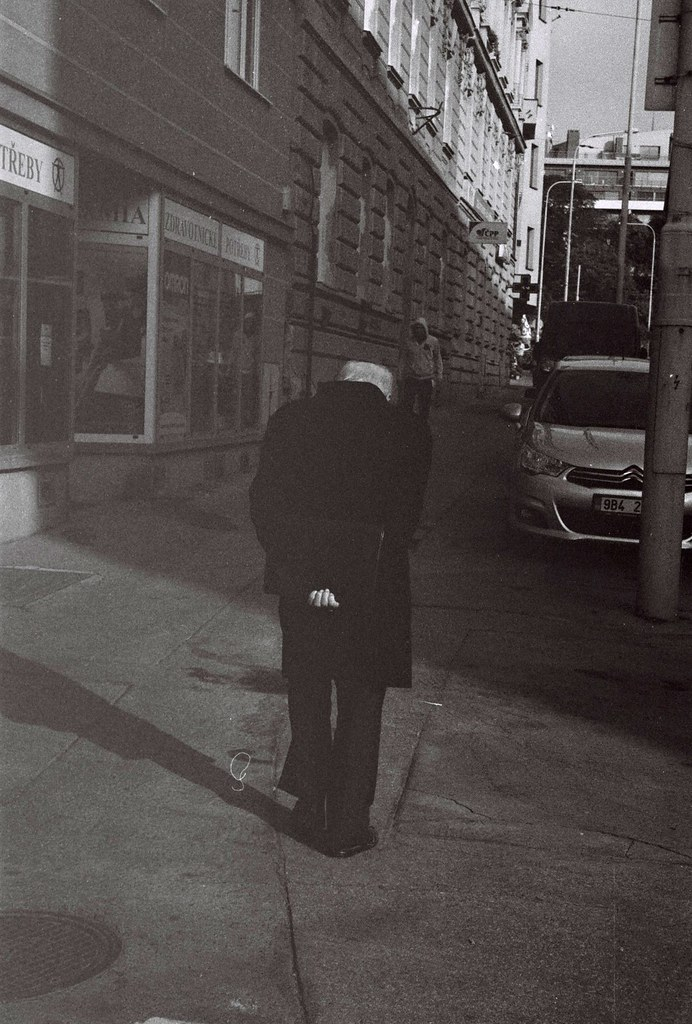 Kiev 4 - Old Man Walking 2