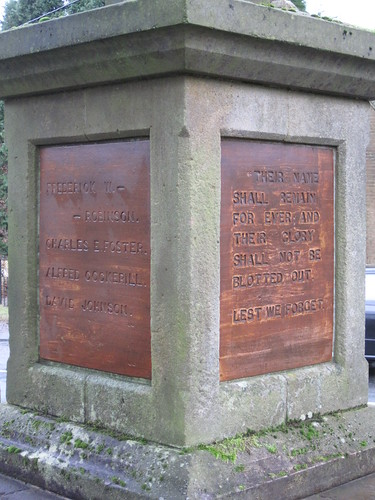 Commondale War Memorial