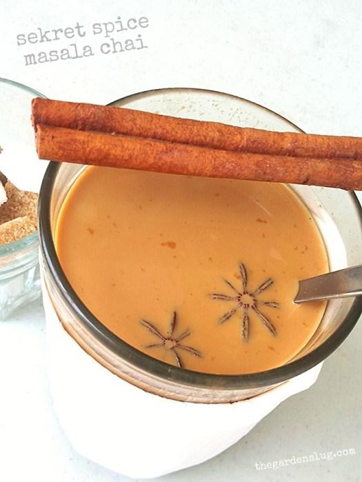 sekret spice masala chai