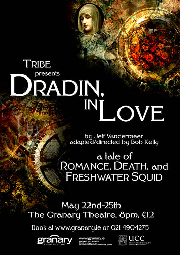 Dradin, in Love - Poster Large