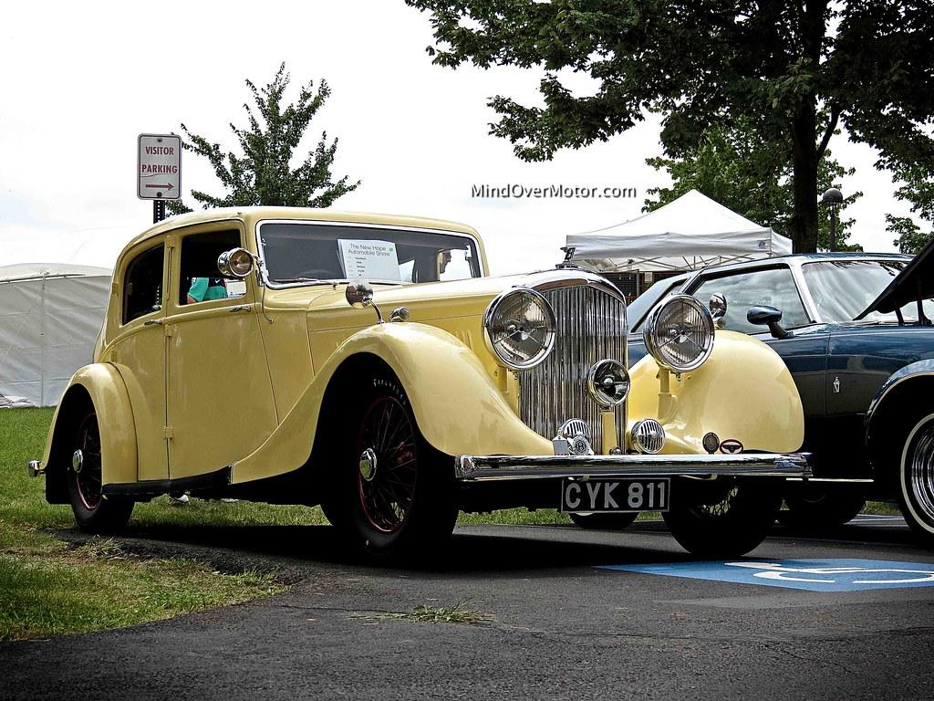 1936 Bentley 4 1/4L