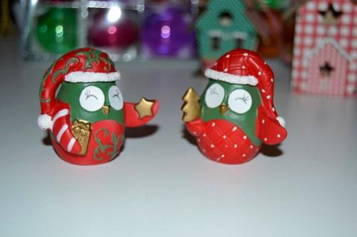 Buhos - Adornos y manualidades navideñas