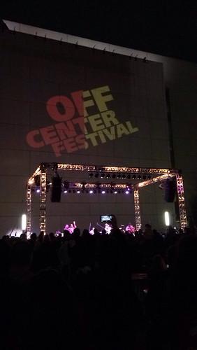 Off Center Festival at the Segerstrom Center