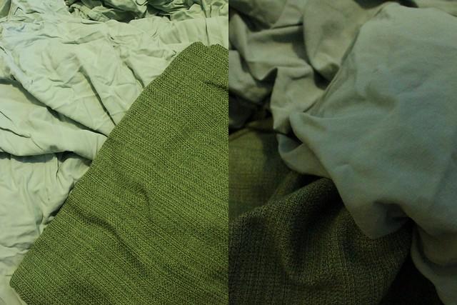 Tauriel jacket- fabric