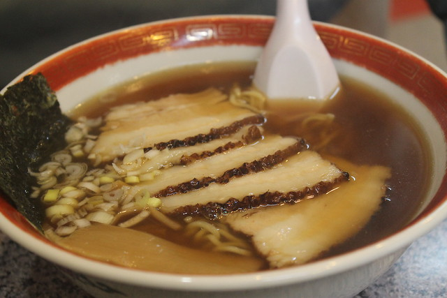 Comida japonesa: ramen