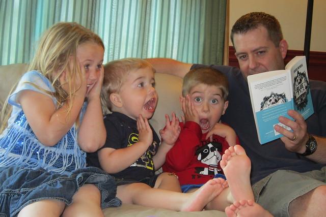 """#12: """"The Blue Blazes: For Kids!"""""""