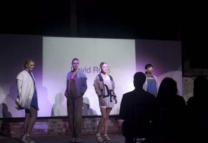 leeds college of art ba fashion show