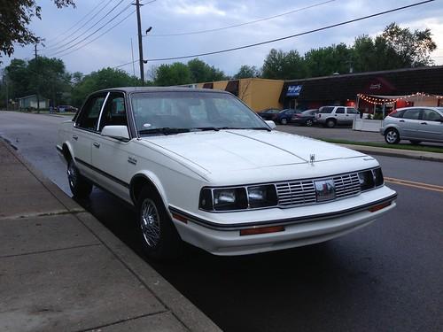 1986 Oldsmobile Cutlass Ciera c