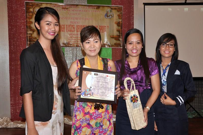 NU Tourism Seminar