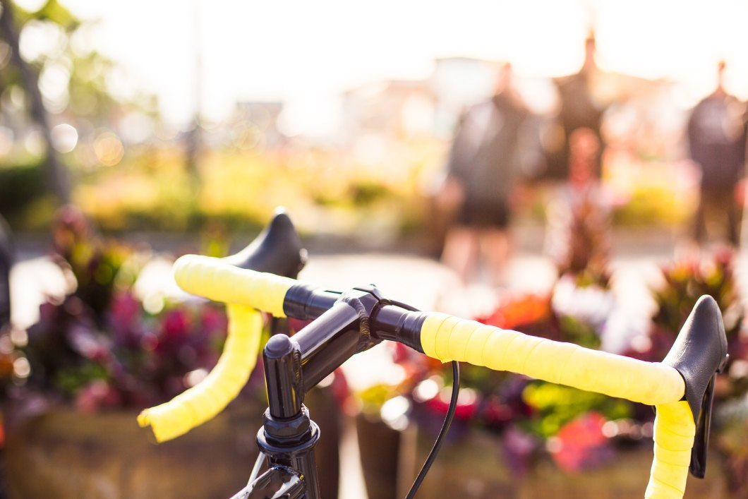 Imagen gratis de un manillar de bicicleta