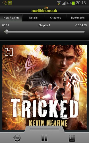 Book 4: TRICKED audiobook