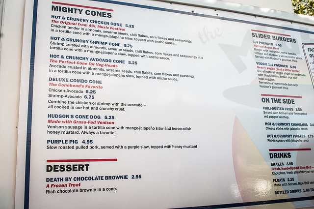The Mighty Cone Austin Food Trucks-11