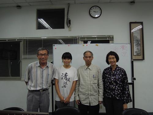 20120429太和鼓鬯讀書會 by philosophy_tainan