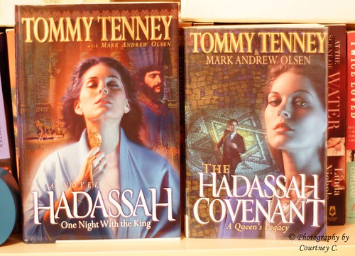 Hadassah series by Tommy Tenney