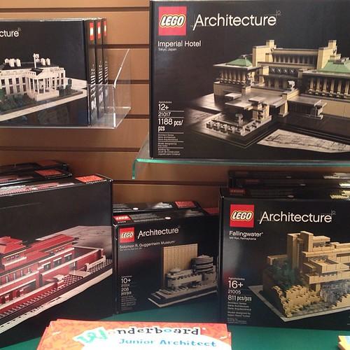 FLW Lego