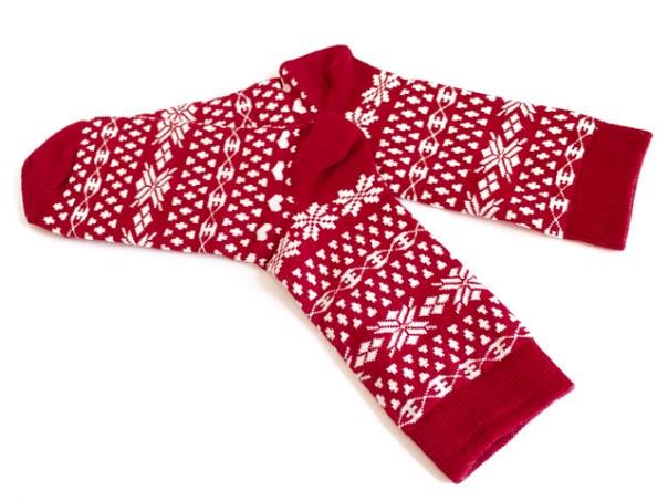 nordic style socks