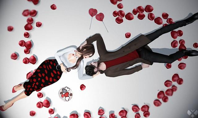 Valentine + Berry's Birthday meme