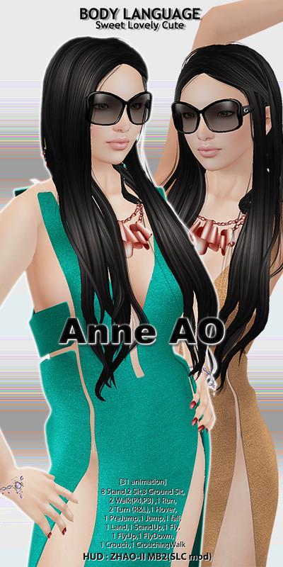 Anne AO set