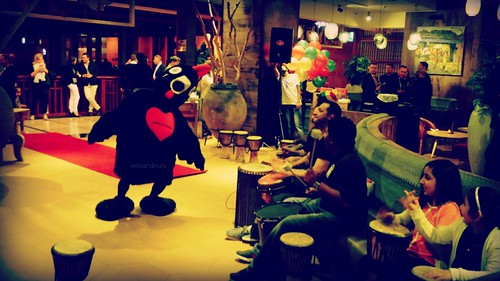 Nando's Abu Dhabi, World Trade Center Mall