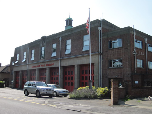 Middlesbrough Firestation 1939