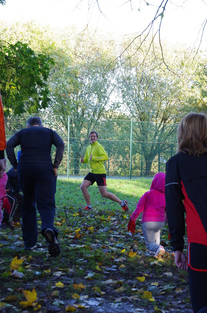 Southampton Juniors Parkrun Test Event