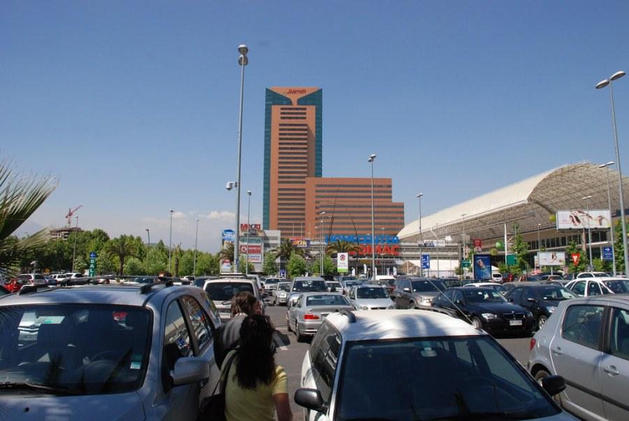 Hotel Marriot - SMX Santiago de Chile