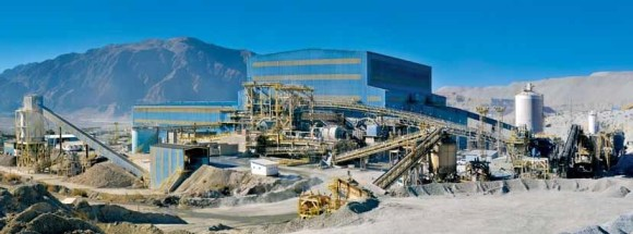 El peso de la minería