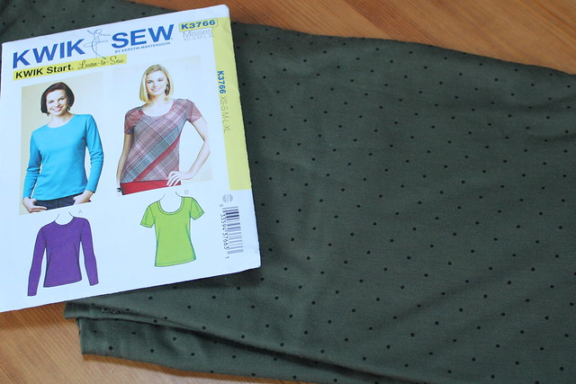 January Sewing Plans