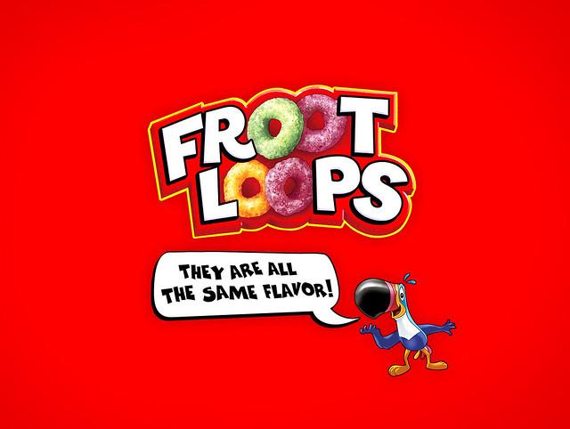 Honnest Slogans - FrootLoops