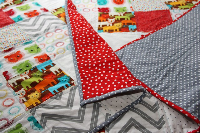 quilt bindings and backings