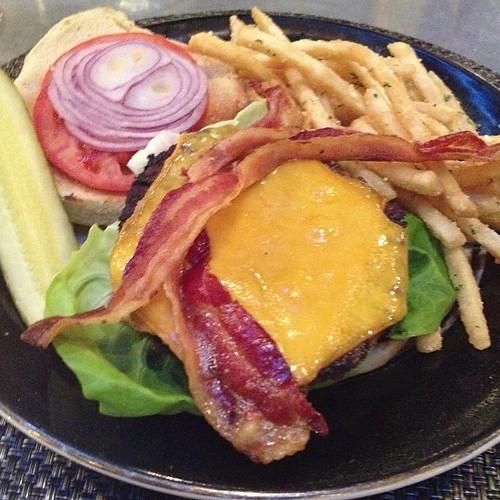 Buffalo Burger at Diazzo #denver by @MySoDotCom