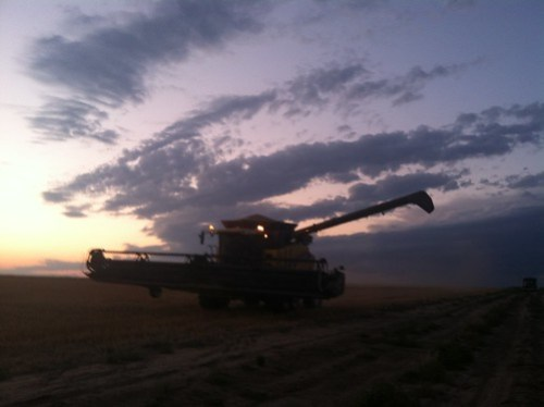 Z Crew: Bringing in the Combine