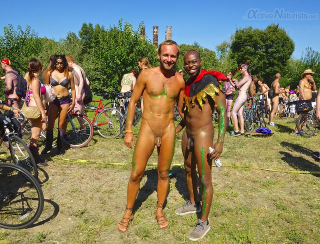 naturist 0006 Philly Naked Bike Ride, Philadelphia, PA USA