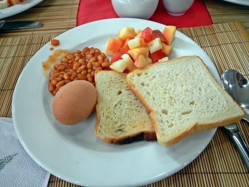 Kisa breakfast