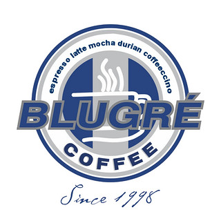 blugre coffee logo