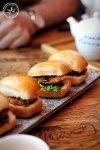 Hong Kong Mini Burger, $15
