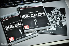 PS3 Metal Gear Legacy Collection Unboxing Review (5)