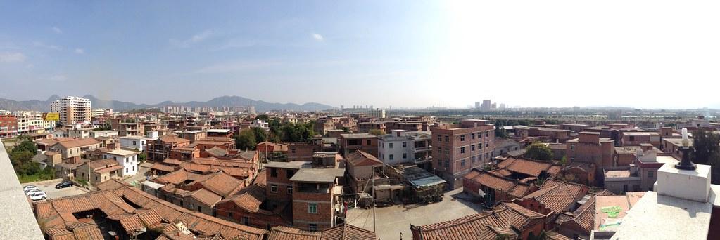 Panorama of Quanzhou City